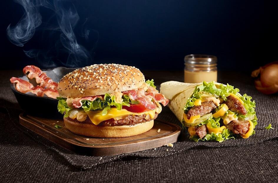 Мауро Туратти. Фотография «Гамбургер»