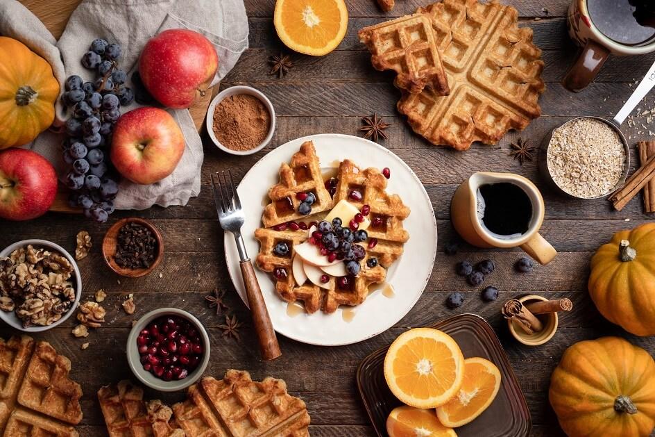 Джоани Саймон. Фотография «Завтрак»
