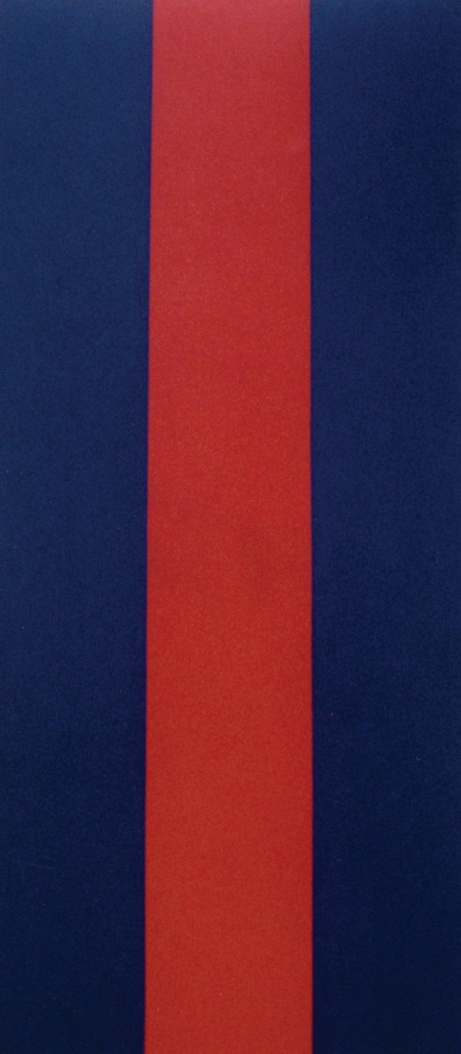 Акрил. Барнетт Ньюман. Голос огня. 1967