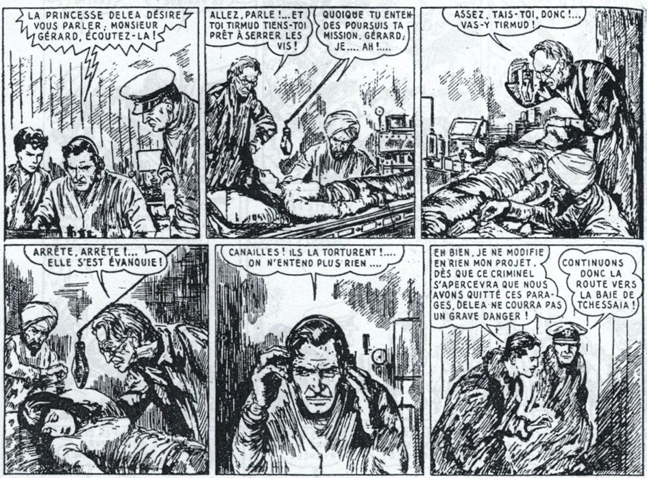 Walter Milano - Limbiek Comiclopedia