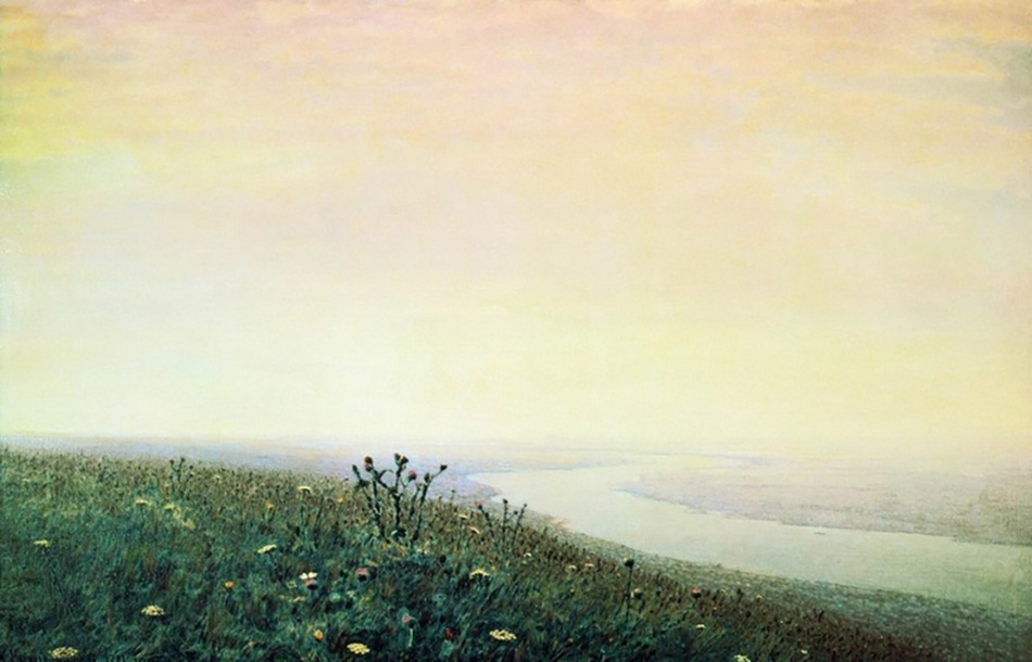 Архип Куинджи. Днепр утром, 1881